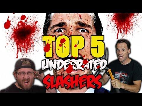 Top 5 Underrated Slasher Killers (w/ Zack vs The Blu-ray Mountain) streaming vf