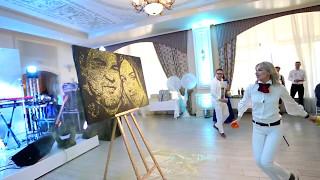 Оригинальный подарок на свадьбу. Золотое шоу Анатолия Бабича!