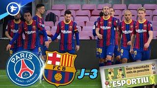 La Catalogne croit à une remontada du FC Barcelone face au PSG | Revue de presse