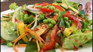 Простой Салат до изумления! Витаминный Салат в Летний Зной!