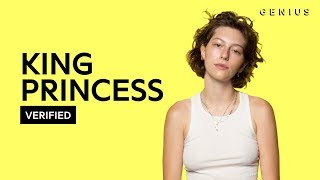 King Princess Ain't Together Official Lyrics & Meaning | Verified