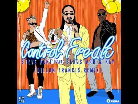 Steve Aoki - Control Freak (Dillon Francis Remix)