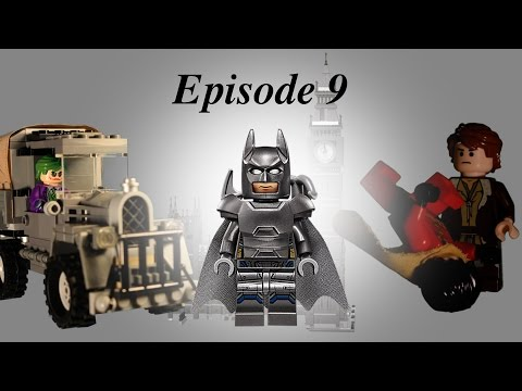 LEGO Batman: Adventures in Gotham City Episode 9: The Fire Rises