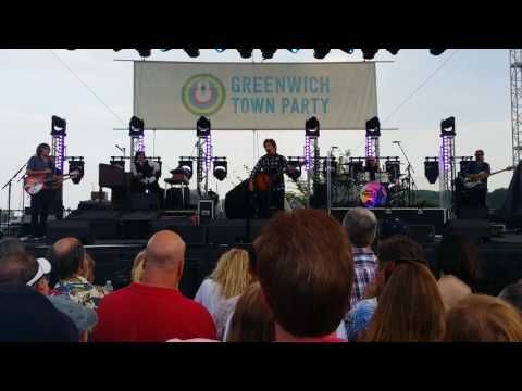 John Fogerty at the Greenwich Town Party, May 28, 2016.