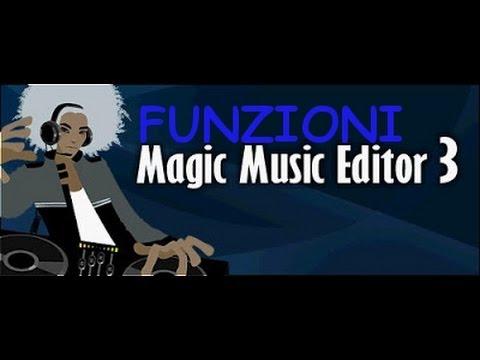 Tutorial - Funzioni MAGIX Music Editor 3 Full HD