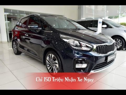 KIA RONDO 2019 - Xe 7 Chỗ - Giá 585 Triệu