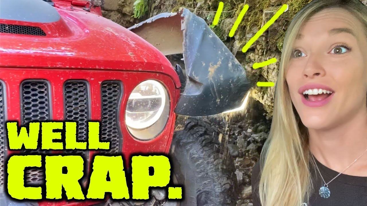 SO MUCH DAMAGE!! We Break ALL the Jeeps Off Roading at SMORR!