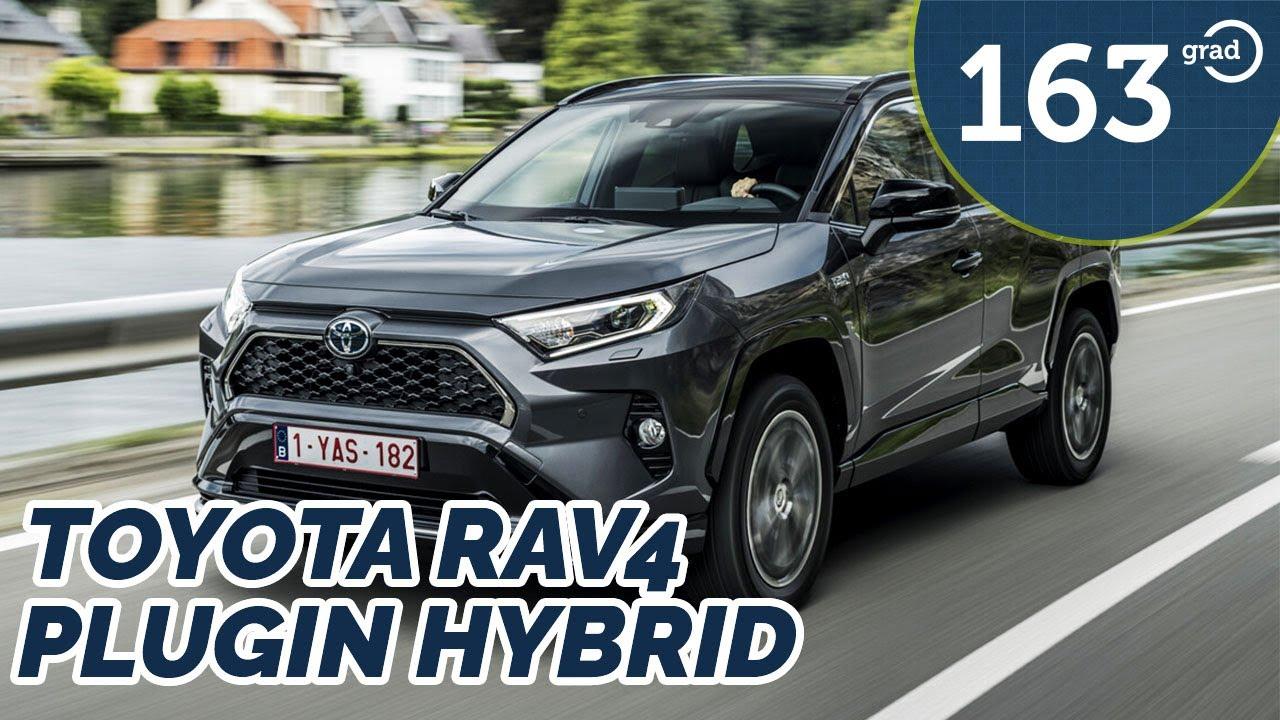 2020 Toyota Rav 4 Plug In Hybrid 70 Km Elektro Reichweite 306 Ps Youtube