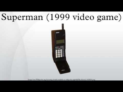 Superman (1999 video game)