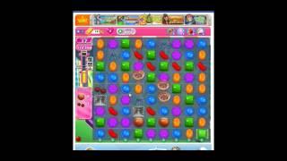 Candy Crush Saga : Level 413 ( No Booster 3 STAR )  see tips!