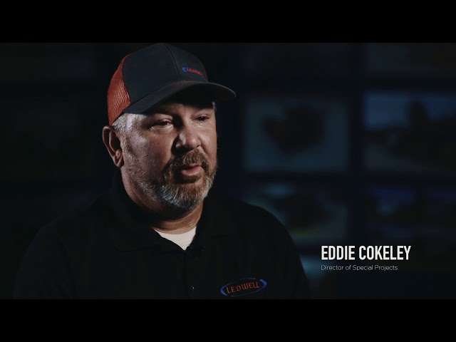 Ledwell Builds What You Need - Eddie Cokeley