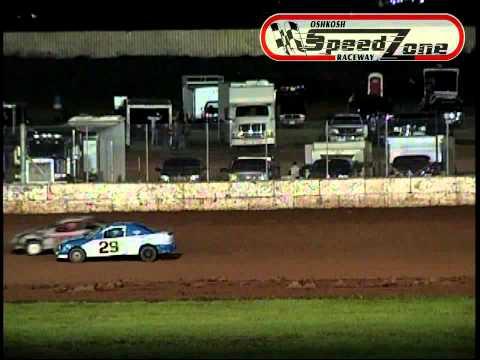 Oshkosh Speedzone Raceway - May 17, 2013 - Dirt Devil Feature