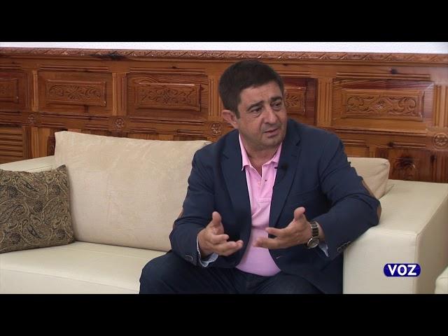 Entrevista a Francisco Reyes