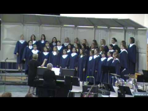 Arise My Love performed by the WACO High School Treble Clef Chorus 2009