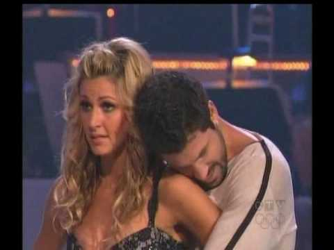 Erin and Maks dance Freestyle  DWTS Season 10 Week 102