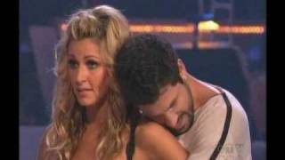 Erin and Maks dance Freestyle - DWTS Season 10 Week 10(2)