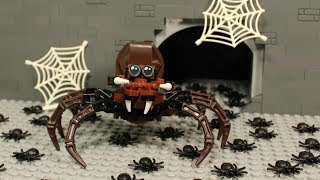 Cover images LEGO Cyclops - Spiders! - A Generic Monster Movie - Stop Motion