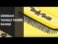 The Denman Tangle Tamer Brush