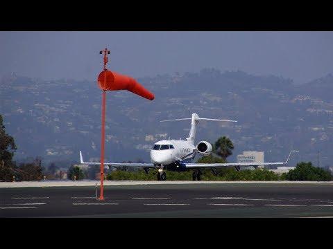Santa Monica Airport Shortens Runway Ahead of Planned Closure in 2028 – BJT