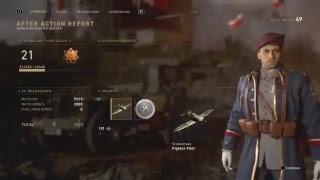 Call of Duty WW2 Road to Master Prestige w/ 5 man squad