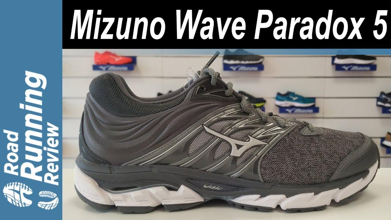 mizuno wave inspire vs paradox