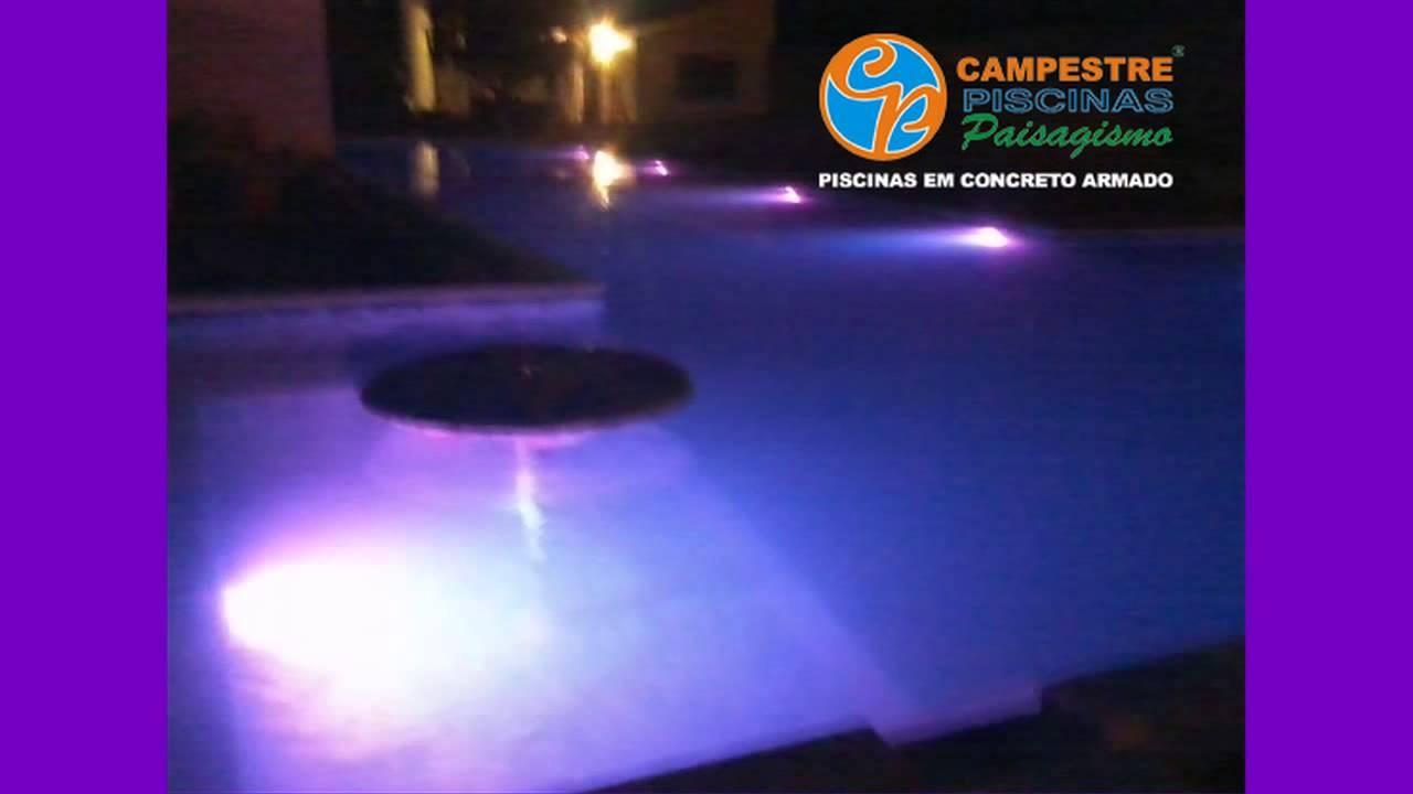 Ilumina o led para piscinas youtube - Leds para piscinas ...