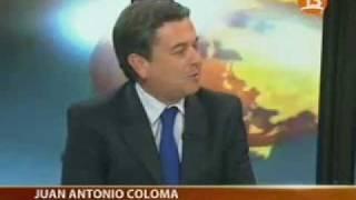 Senador Juan Antonio Coloma en Telenoche (20.01.12)