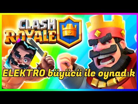 Clash Royale Oynuyoruz #1 [PROLUKTAN ÖLÜYOZ!!]
