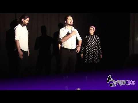 Music Box at The London Improv Theatre 10 3 2017
