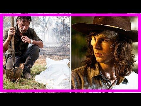 The Walking Dead season 8: Director Greg Nicotero reveals secret behind Carl Grimes' death
