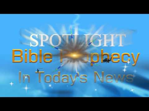 Spotlight 13 Bible Prophecy in World News Today Israel a potential trans ocean passageway