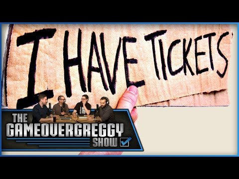 How The Hell Does Ticket Scalping Work? - The GameOverGreggy Show Ep. 133 (Pt. 2) Mp3
