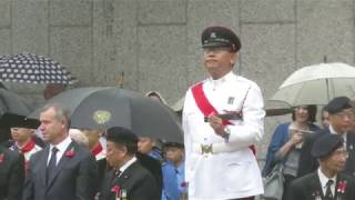 12nov2017中環【Remembrance Day 和平紀念日】2/5