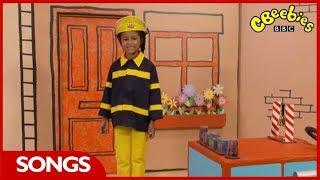 CBeebies Songs | Biggleton | Meet Lois the Firefighter