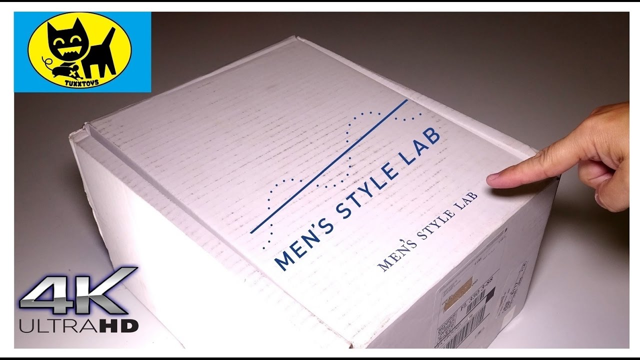 Mens Style Lab Box 6 Fashion Upgrade For New Year Youtube