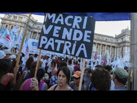 Argentina's President Macri Withdraws Neoliberal Reforms Due to Massive Resistance