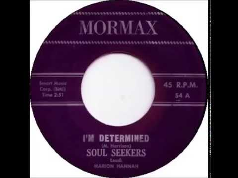 Soul Seekers - I'm Determined - Mormax 54 - (1959)
