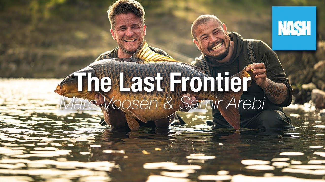 The Last Frontier - Big Carp Fishing at Lake Orellana, Spain - Marc Voosen and Samir Arebi