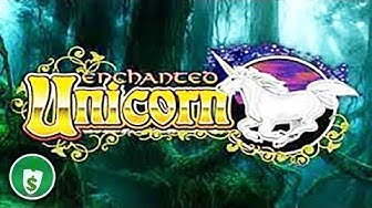 Enchanted Unicorn slot machine, bonus