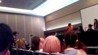 Anime Revolution 2013 Yamaguchi Kappei Q&A 2 Part 2