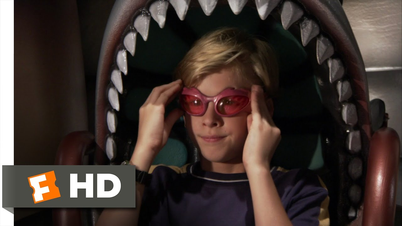 Sharkboy And Lavagirl 3-D 412 Movie Clip - Glasses On 2005 Hd -2005