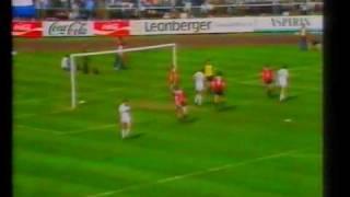 BL 82/83 - Bayer Leverkusen vs. FC Schalke 04