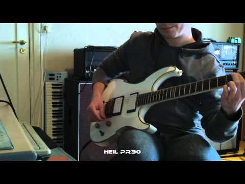 Heil PR30 versus SM57 (mic comparison)