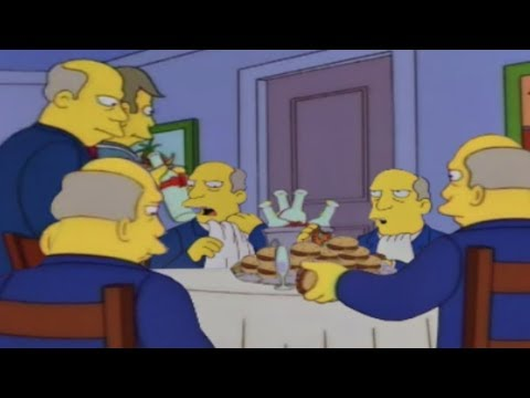 Steamed Hams but Chalmers is Everywhere