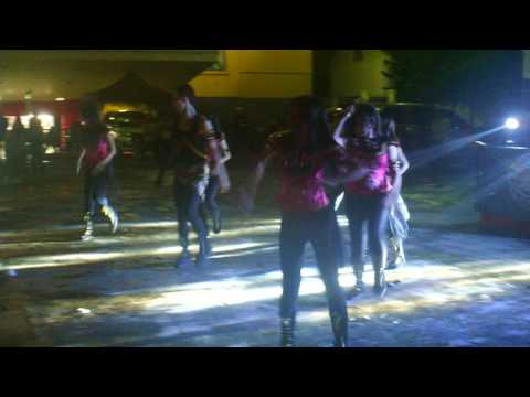 Dance Perform Salatiga ( Fame_Cardinal Art and Culture 2016)