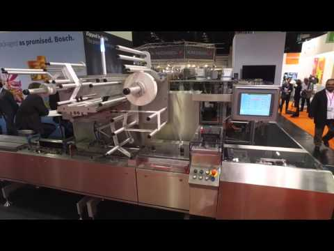 ProSweets 2016: Produktvideo Robert Bosch GmbH Packaging Technology Division  - Bosch Pack 401