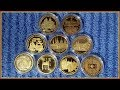 My collection of German 1/2 oz gold coins