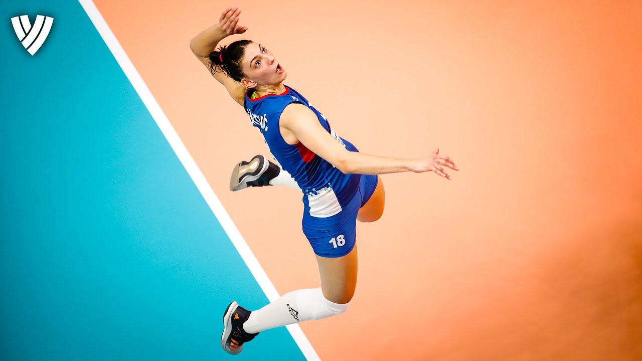 Tijana Bošković - The BOSS of Women's Volleyball! 💯  | Spike Height: 315cm | Volleyball World