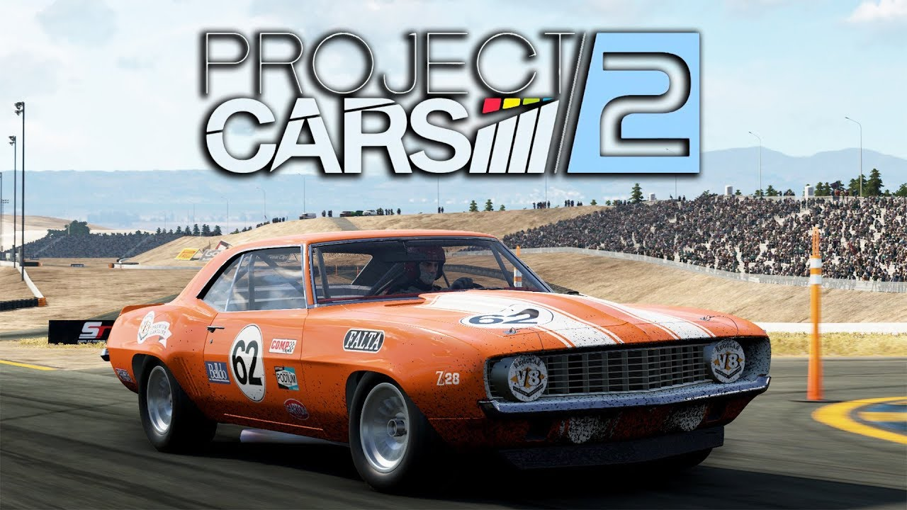 Project CARS 2 WIP | Chevrolet Camaro Z/28 TransAm @ Sonoma Short ...