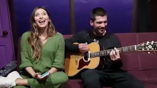 Регина Тодоренко и Антон Лаврентьев